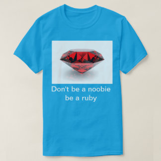 Join ruby squad TODAY T-Shirt
