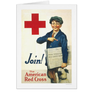 Join! The American Red Cross Card