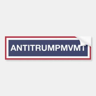 Join the Anti-Trump Movement! Bumper Sticker