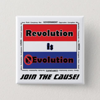 Join the Cause 2 Inch Square Button