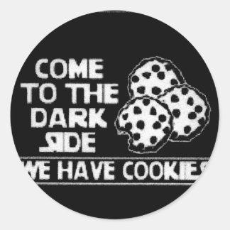 Join the Dark Side Sticker