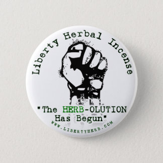 Join The Herb-olution Button - Small