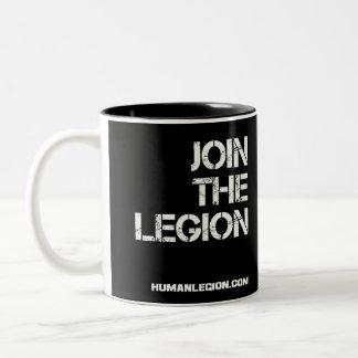 Join the Legion mug (Springer)