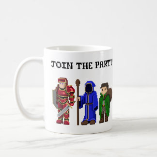 Join The Party Mug