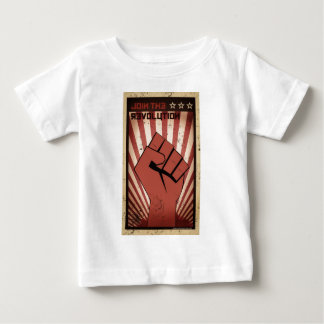 Join the Revolution Baby T-Shirt