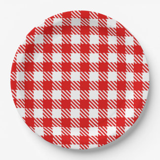 Join Us Memorial Day Paper Plates 9 Inch Paper Plate