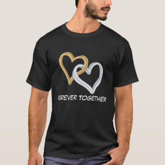 Joined Hearts Valentine's T-Shirt