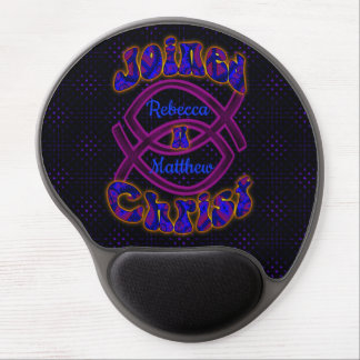 Joined in Christ Gel Mouse Pad