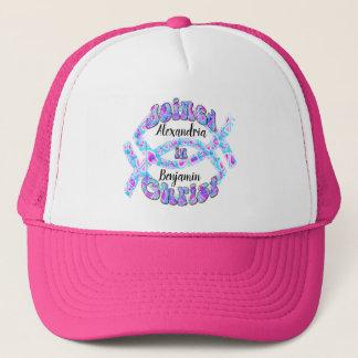 Joined in Christ Trucker Hat