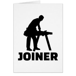 Joiner Card