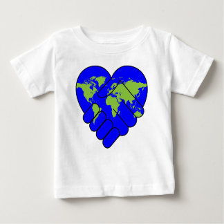 Joining hands baby T-Shirt