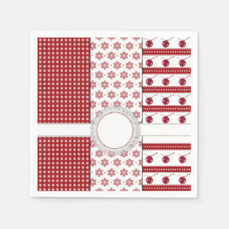 Joining Is A Must Christmas Party Paper Napkins