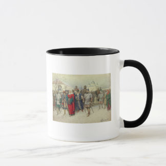 Joining of Great Novgorod Mug