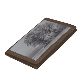 Joint Forest Trifold Wallets