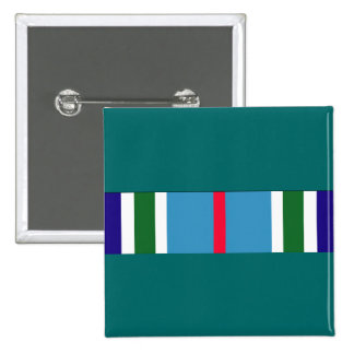 Joint Service Achievement Ribbon 2 Inch Square Button