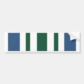 Joint Service Commendation Ribbon Bumper Sticker
