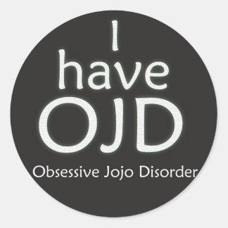 Jojo Sticker