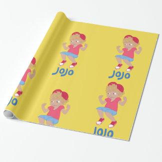 JoJo Wrapping Paper