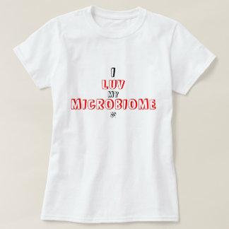 Joke about human microbiome T-Shirt