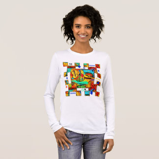 Joke Picasso Long Sleeve T-Shirt
