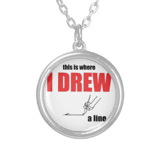 joke taking too far drawing line memes please stop silver plated necklace