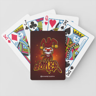 Joker Bicycle Playing Cards