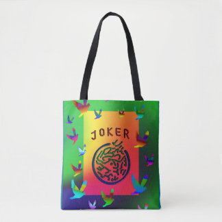 Joker Dreams Tote Bag