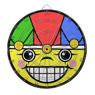 Joker Face Dartboard