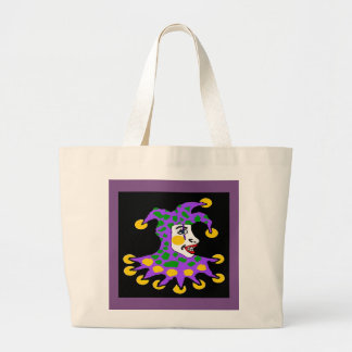 Joker Large Tote Bag