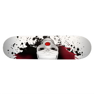 joker skull board personalisiertes skatedeck