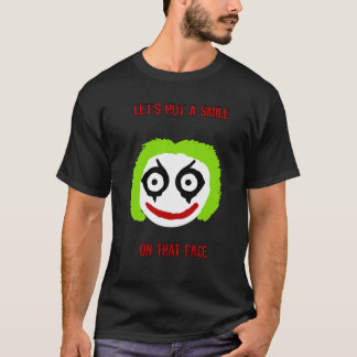 Joker Smiley T-Shirt