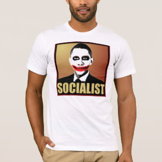 Joker Socialist Obama T-Shirt
