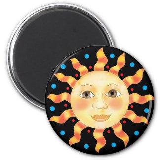 Joker Sun Face Magnet