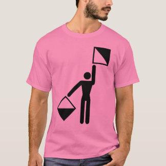 joker tough pink shirt