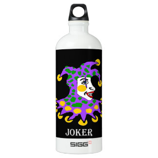 Joker Water Bottle