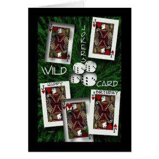 Jokers Wild Card
