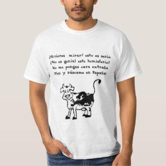 Joking cow T-Shirt
