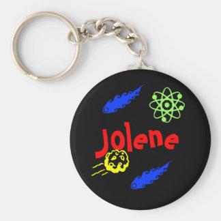 Jolene Keychain