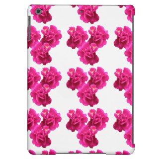 Jolis cadeaux de rose de rose de coque ipad floral