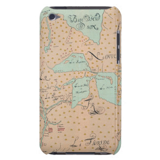 JOLLIET: NORTH AMERICA 1674 iPod TOUCH COVERS