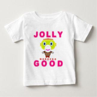 Jolly Good-Cute Monkey-Morocko Baby T-Shirt