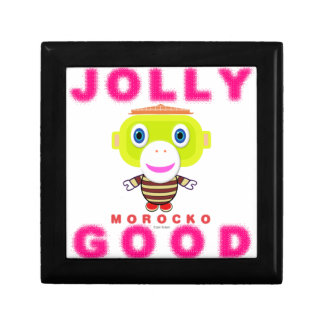Jolly Good-Cute Monkey-Morocko Gift Box