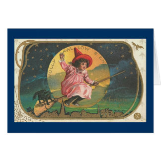 Jolly Halloween Card