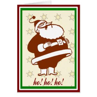 Jolly Old Soul Christmas Card