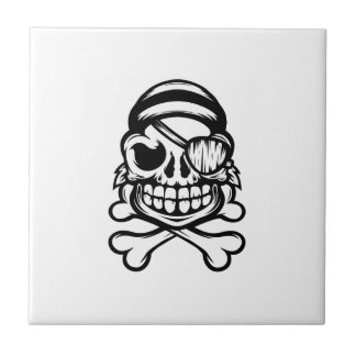 Jolly Pirate Tile