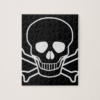Jolly Rodger Jigsaw Puzzle