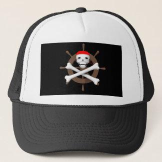 Jolly Rodgers Trucker Hat
