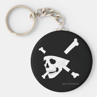 Jolly Roger #1 Keychain
