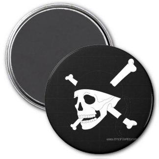 Jolly Roger #1 Magnet