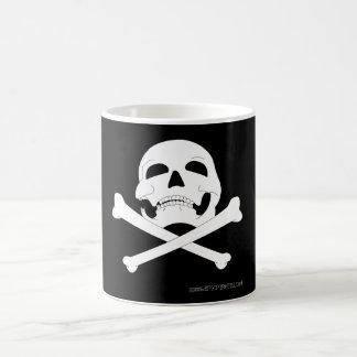 Jolly Roger #4 Magic Mug